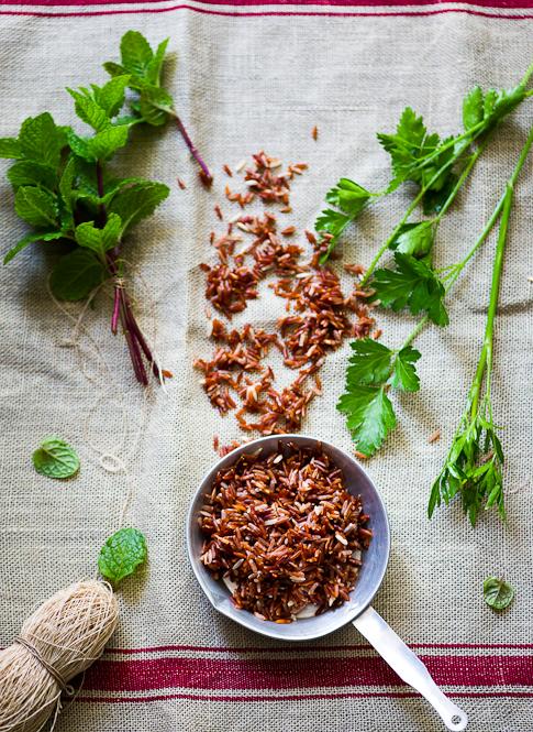 red rice salad recipe | WhiteOnRiceCouple.com