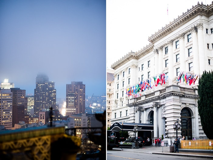 Fairmont San Francisco |@whiteonrice