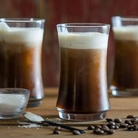 Sea Salt Iced Coffee