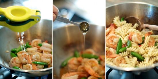 how to make sugar snap pea stir fry