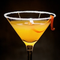 Thumbnail image for Kentucky Sidecar Cocktail- Cheers to tangerines!