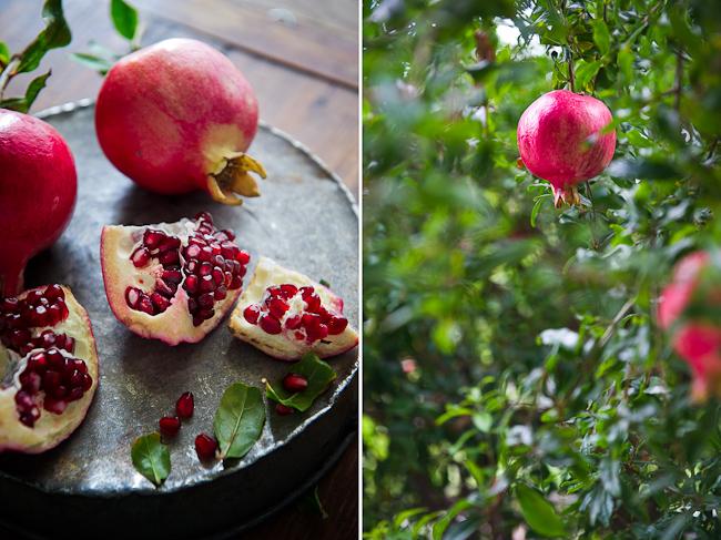 Refreshing Pomegranate Spritzer Drink   @whiteonrice