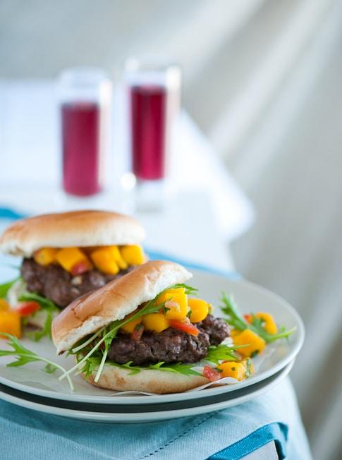 Teriyaki Burgers w/Homemade Teriyaki Sauce – Think outside the ...