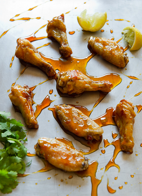 Vietnamese Style Spicy Caramel Chicken Wings Recipes — Dishmaps
