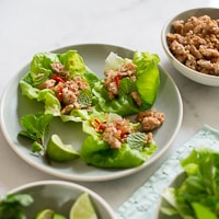Thumbnail image for Thai Larb Chicken Lettuce Cups