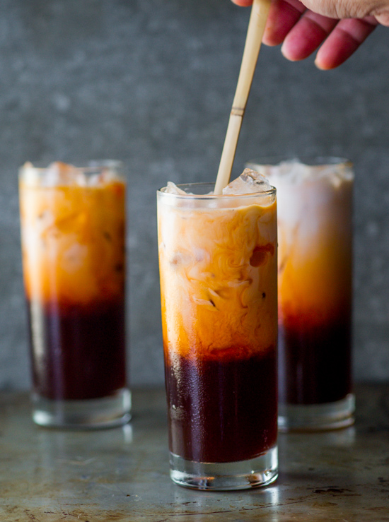 Easy Thai Tea Recipe (Thai Iced Tea) from White On Rice Couple | @ ...