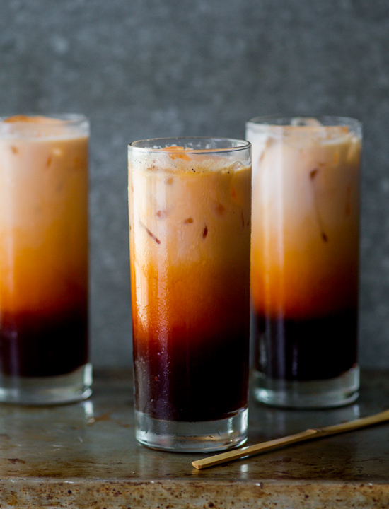 Thai Tea Pudding Easy Thai Tea Recipe Thai