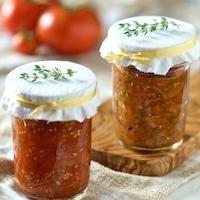 Tomato Jam Recipes & Kiddie Tomato Theives