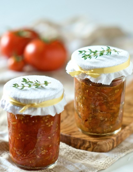 tomato jam jelly preserve recipes