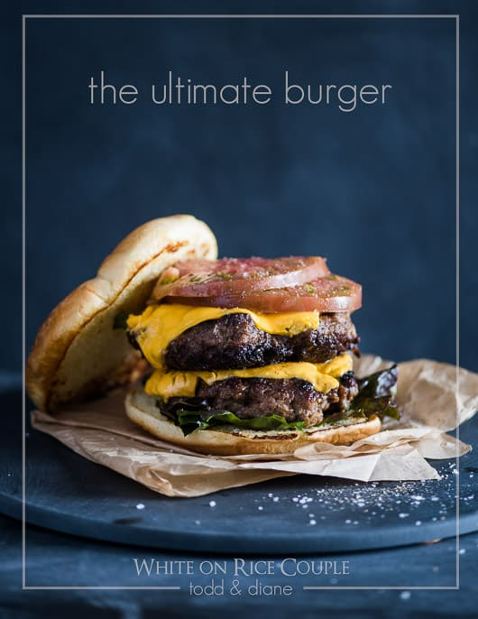 Ultimate Umami Hamburger Best Burger Recipe Ever