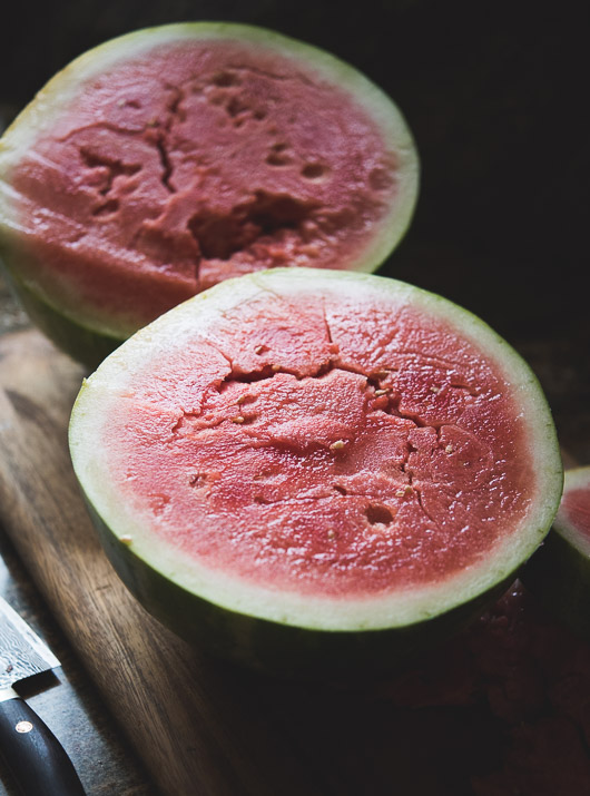 How to Choose a Juicy Ripe Watermelon?