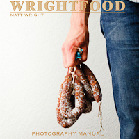 Thumbnail image for Food Photography Manual by Matt Wright, Giveaway – 2 copies